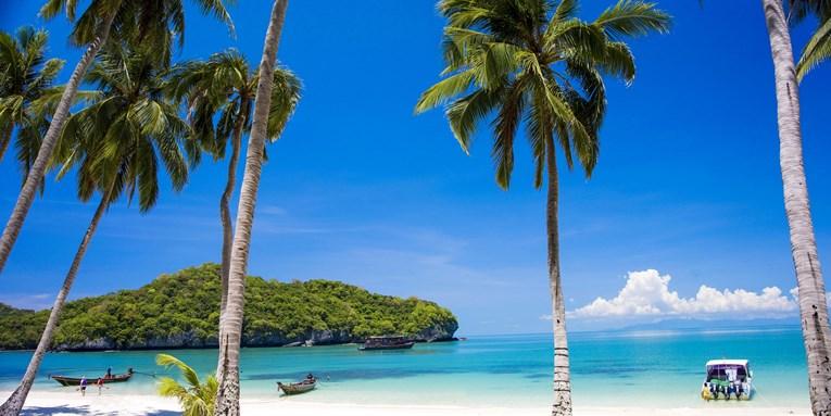 Koh Samui - Oplev skøn feriestemning, strande og snorkling