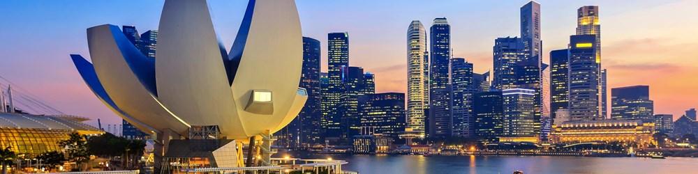Rejser til Singapore - Attraktiv stopoverpakke til Singapore