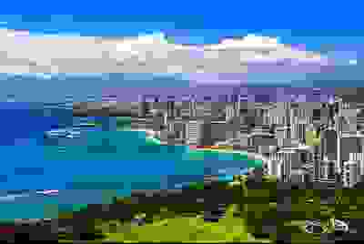 usa - hawaii_honolulu_skyline_01