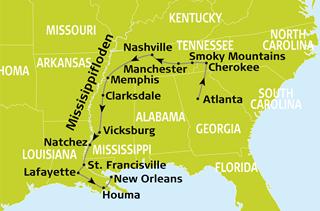 Rejser til USA - USA rundrejser og kør-selv i USA og Florida